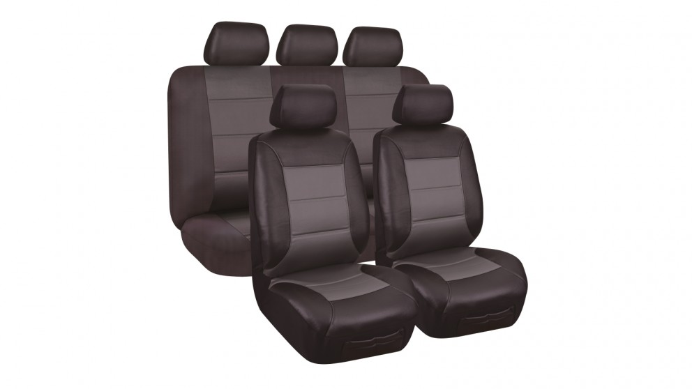 My Car Custom PVC Leather Look  Seat Covers - Toyota Camry
