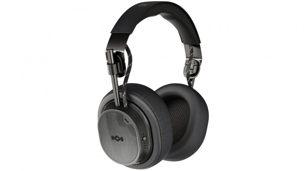 Marley Exodus ANC Wireless Over-Ear Headphones
