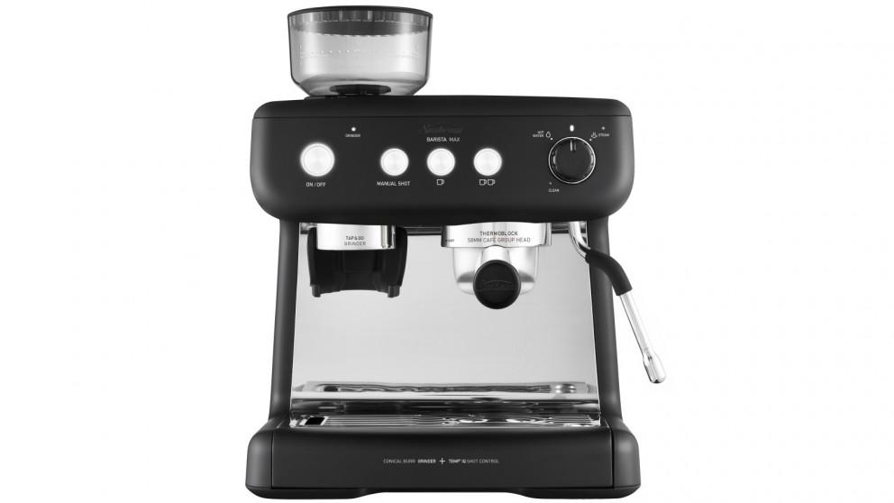 Sunbeam Barista Max Espresso Machine - Black