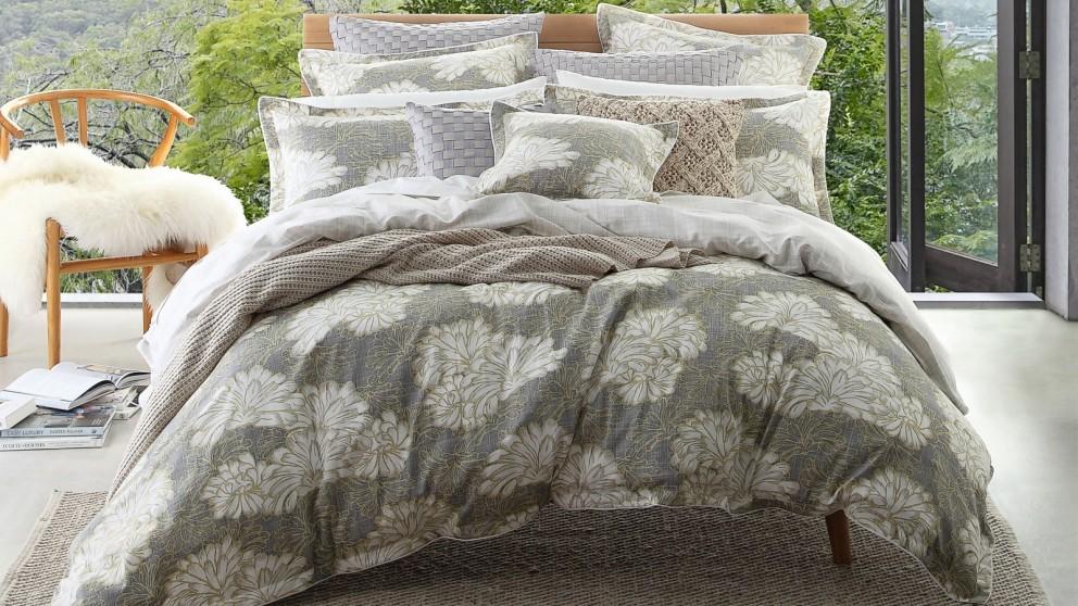 Emi Linen Square Cushion