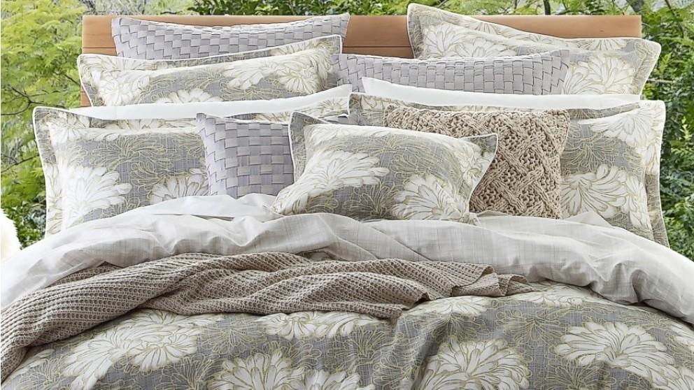 Emi Linen European Pillowcase