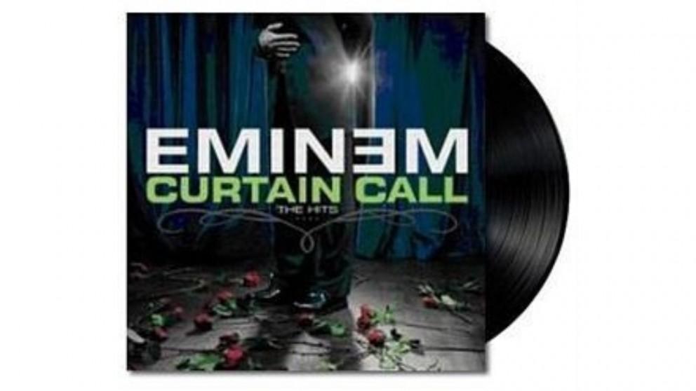 Eminem Curtain Call Double Vinyl Album