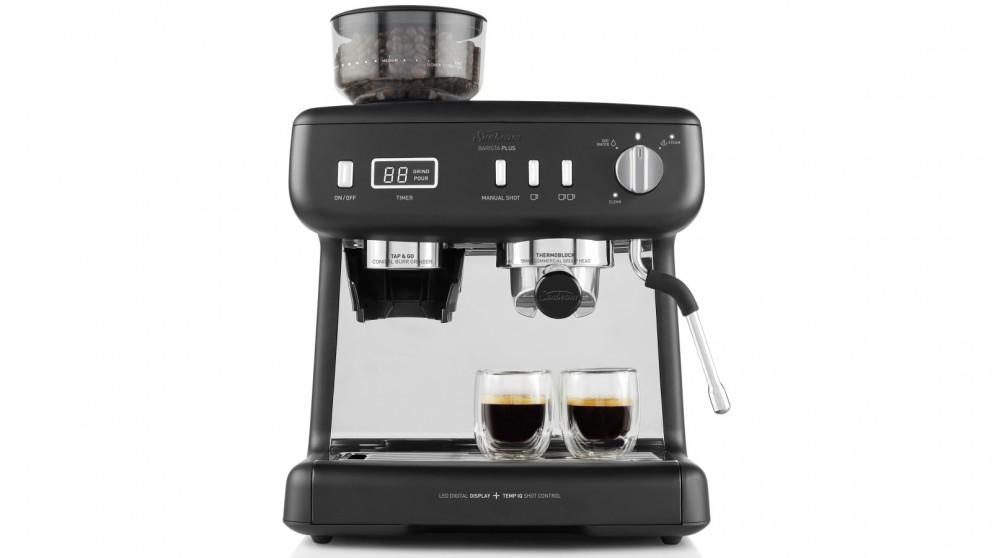 Sunbeam Barista Plus Espresso Machine - Black