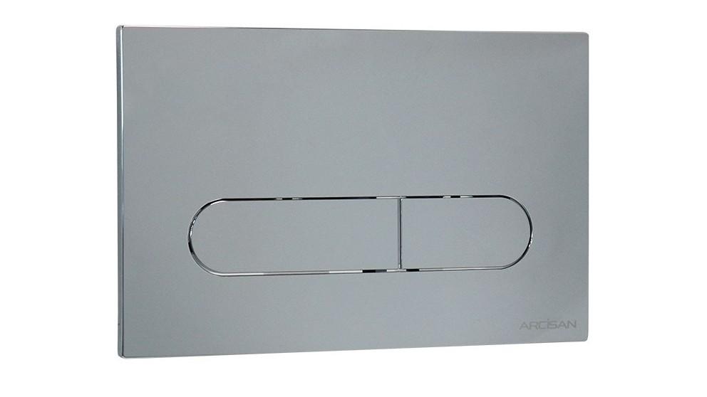 Arcisan Eneo Flush Plate - Chrome