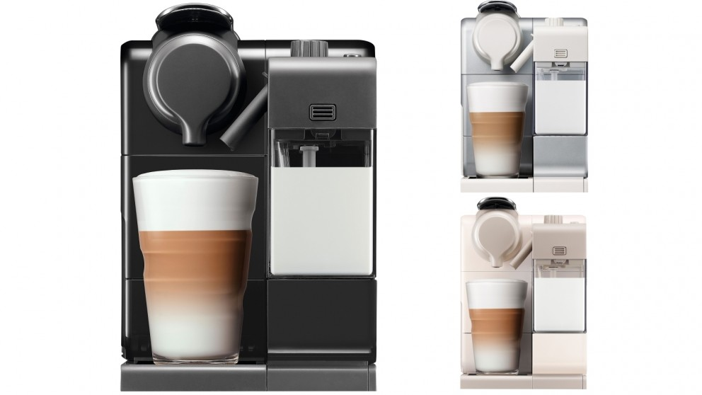 buy delonghi nespresso lattissima touch coffee machine harvey norman au. Black Bedroom Furniture Sets. Home Design Ideas