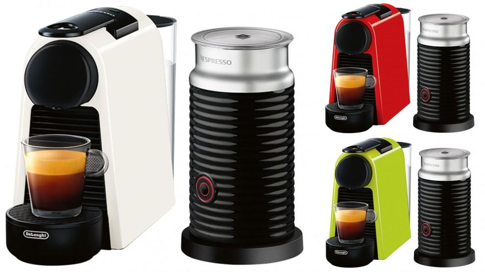 DeLonghi Nespresso Essenza Mini Coffee Machine