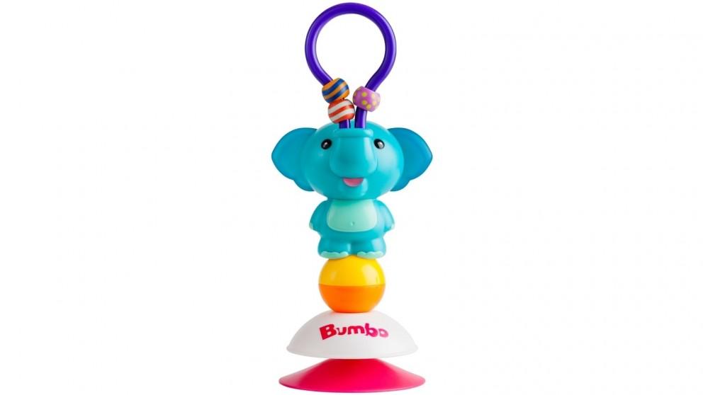 Bumbo Suction Toy - Enzo the Elephant