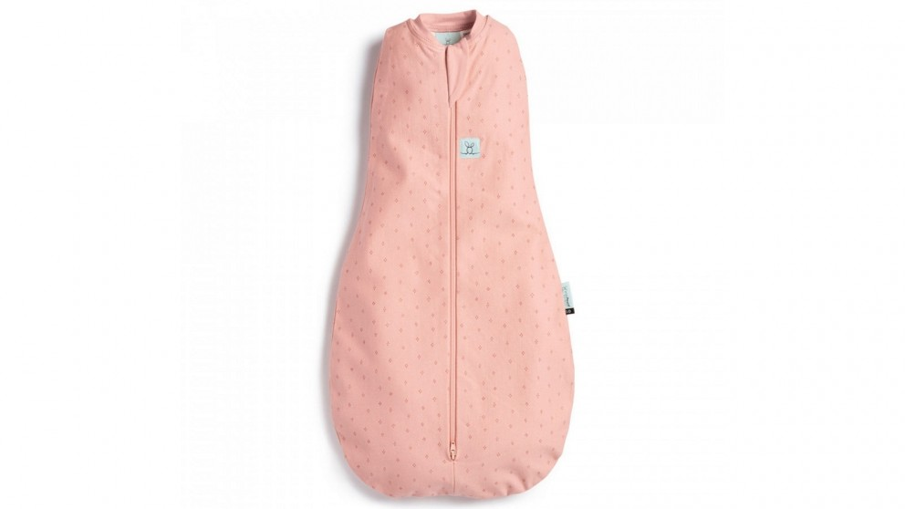 Ergo Pouch Cocoon Tog 0.2 Sleeping Bag for 0-Month Baby - Berries