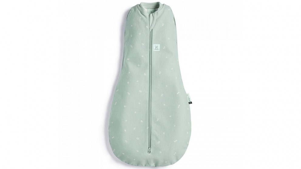 Ergo Pouch Cocoon Tog 0.2 Sleeping Bag for 0-Month Baby - Sage