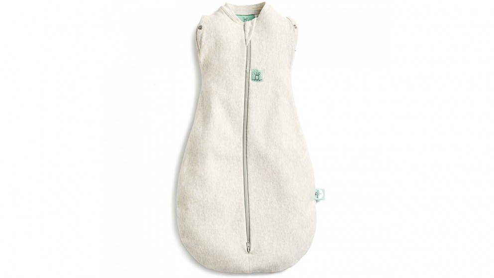 Ergo Pouch Cocoon Tog 0.2 Sleeping Bag for 0-3 Month Baby - Grey Marle