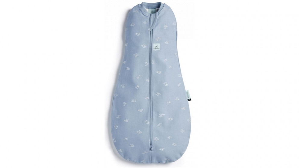 ErgoPouch 0.2 TOG 3-6 Months Cocoon Baby Sleeping Bag - Ripple