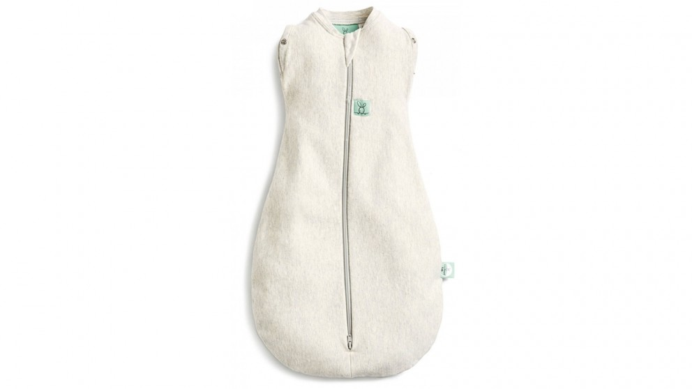 ErgoPouch 0.2 TOG 6-12 Months Cocoon Baby Sleeping Bag - Grey Marle