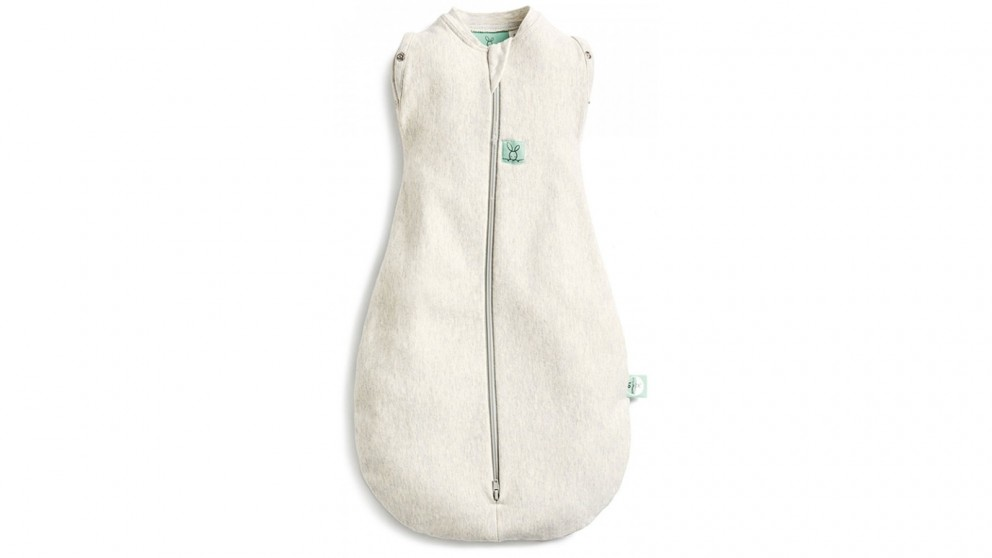 Ergo 1.0 TOG 0-3 Months Pouch Cocoon Baby Sleeping Bag - Grey Marle