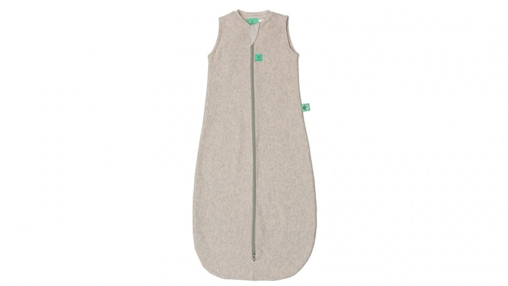 Ergo Pouch 1.0 TOG  8-24 Months Jersey Sleeping Bag - Grey Marle