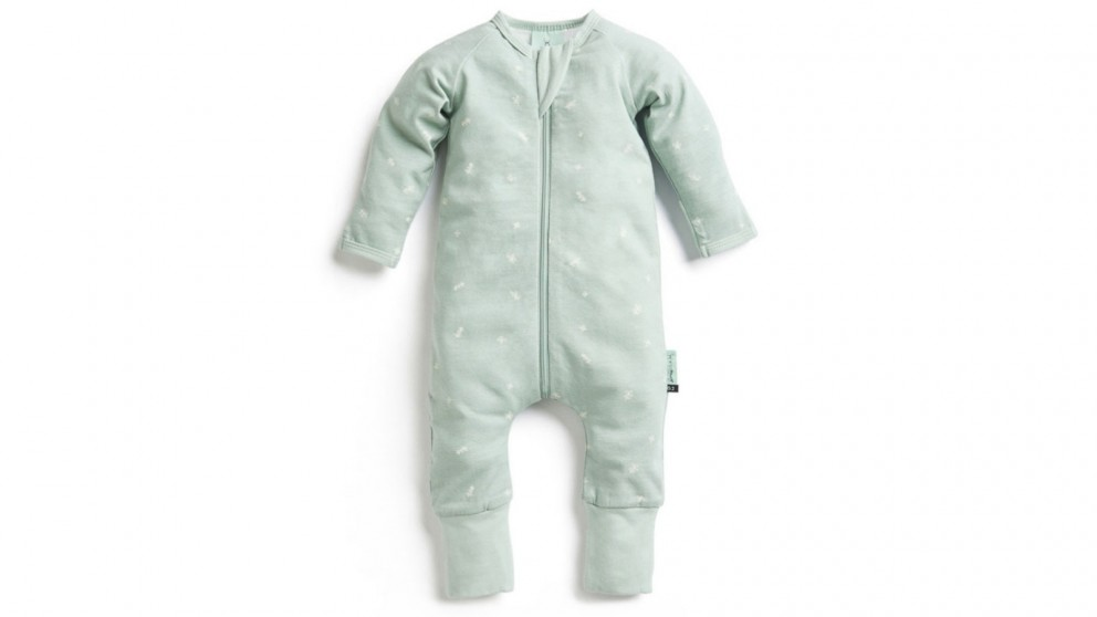 ErgoPouch 0.2 OC TOG 1 Year Layers Long Sleeve - Sage