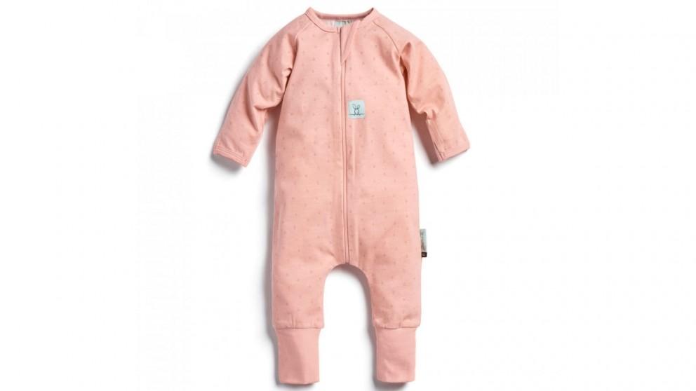 Ergo Pouch 0.2 TOG 3-6 Months Layers Long Sleeve Sleepwear - Berries