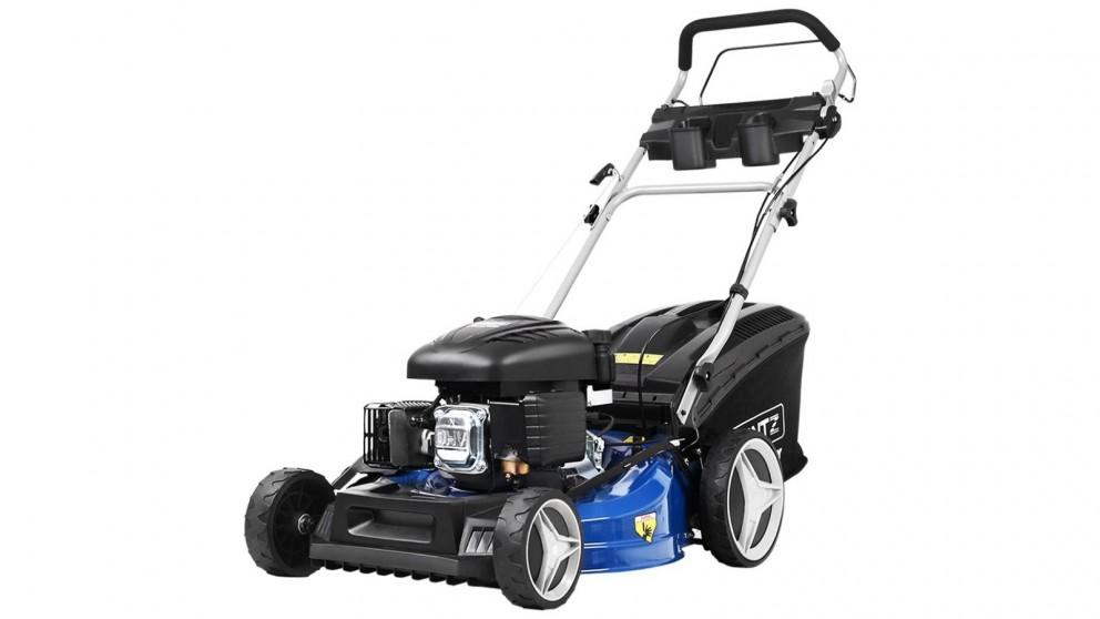 "Giantz 21"" 220cc Lawn Mower Self Propelled"