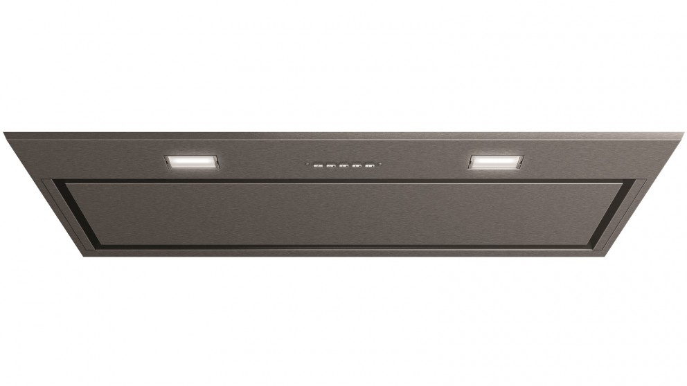 Electrolux 86cm Integrated Rangehood - Dark Stainless Steel