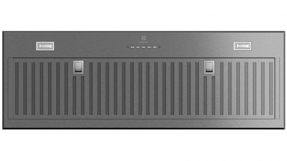 Electrolux 90cm Integrated Rangehood - Dark Stainless Steel