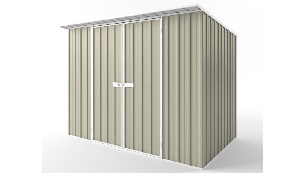EasyShed D3019 Skillion Roof Garden Shed - Merino