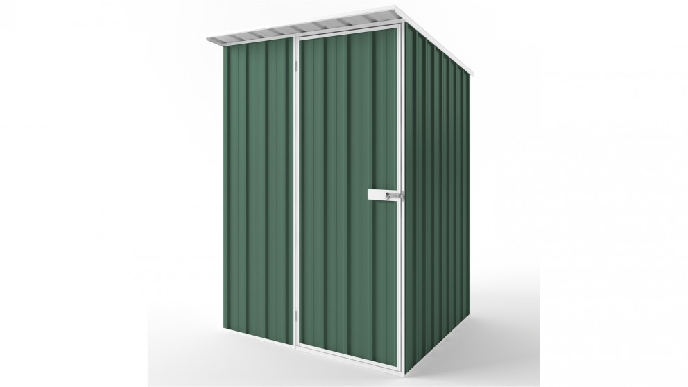 EasyShed S1515 Skillion Roof Garden Shed - Rivergum