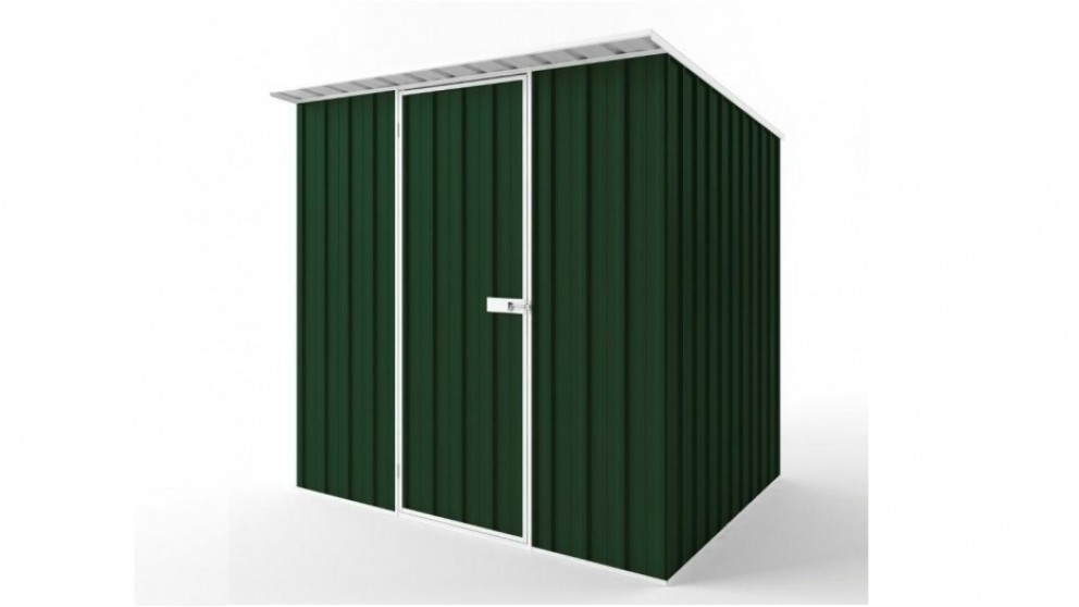 EasyShed S2319 Skillion Roof Garden Shed - Caulfield Green