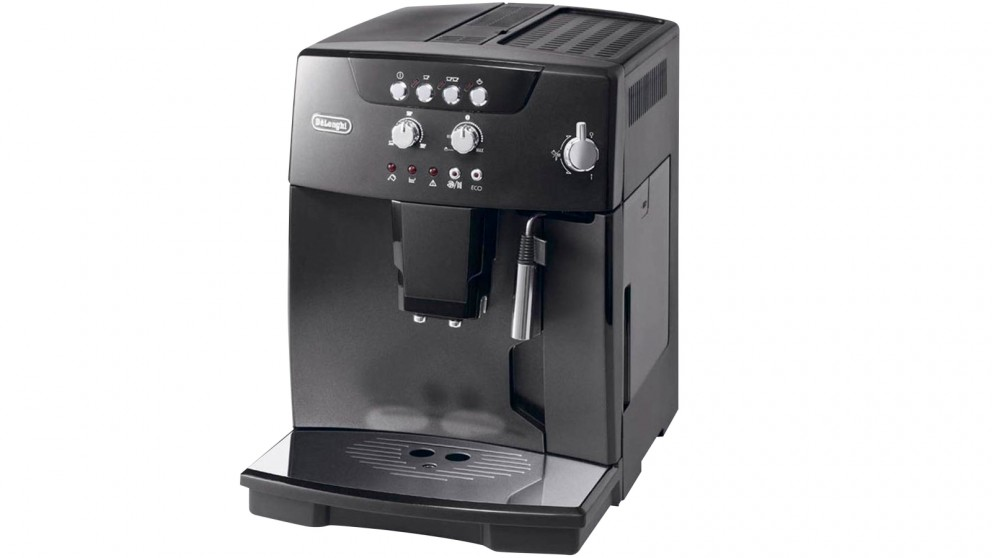 delonghi magnifica automatic coffee machine black coffee machines coffee beverage. Black Bedroom Furniture Sets. Home Design Ideas