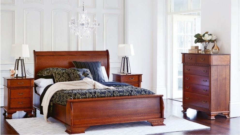 Emerson Doona Foot Double Bed