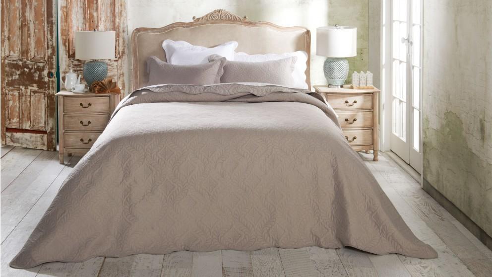 Esther Stone Bedspread Set - Single