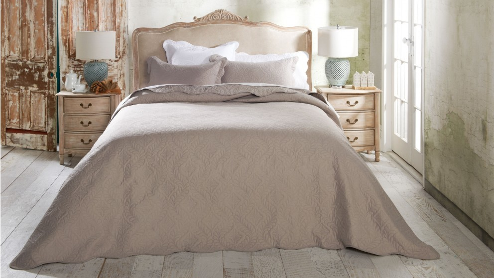 Esther Stone Double Bedspread Set
