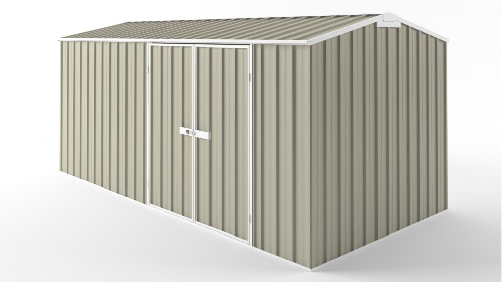 EasyShed D4523 Truss Roof Garden Shed - Merino