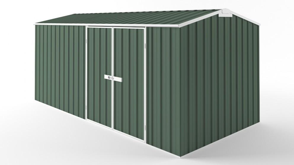 EasyShed D4523 Truss Roof Garden Shed - Rivergum