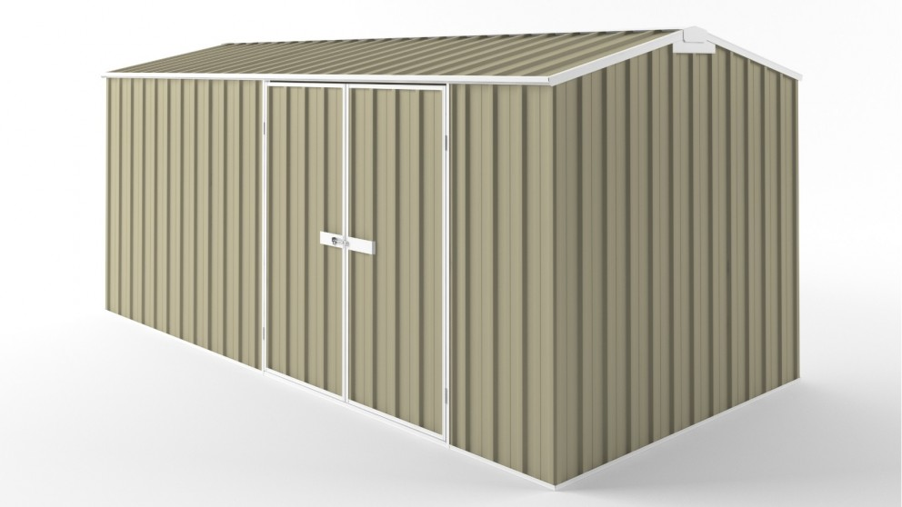 EasyShed D4523 Truss Roof Garden Shed - Wheat
