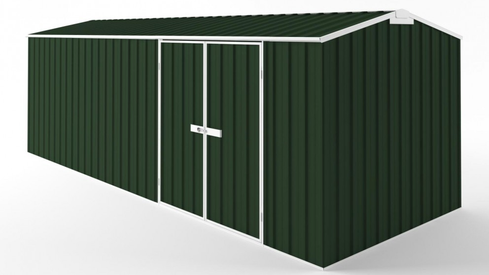 EasyShed D6023 Truss Roof Garden Shed - Caulfield Green