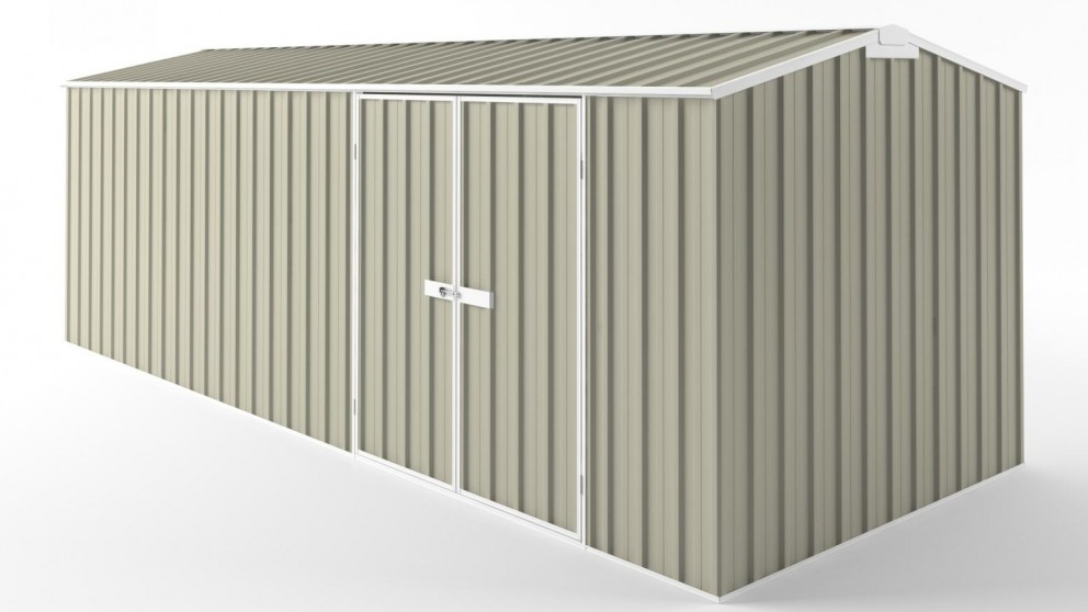 EasyShed D6023 Truss Roof Garden Shed - Merino