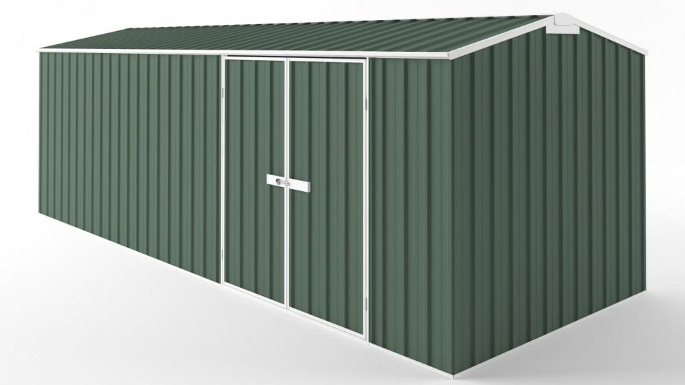 EasyShed D6023 Truss Roof Garden Shed - Rivergum