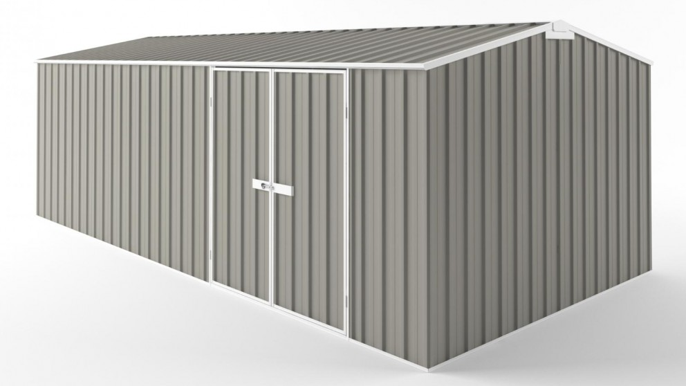 EasyShed D6030 Truss Roof Garden Shed - Birch