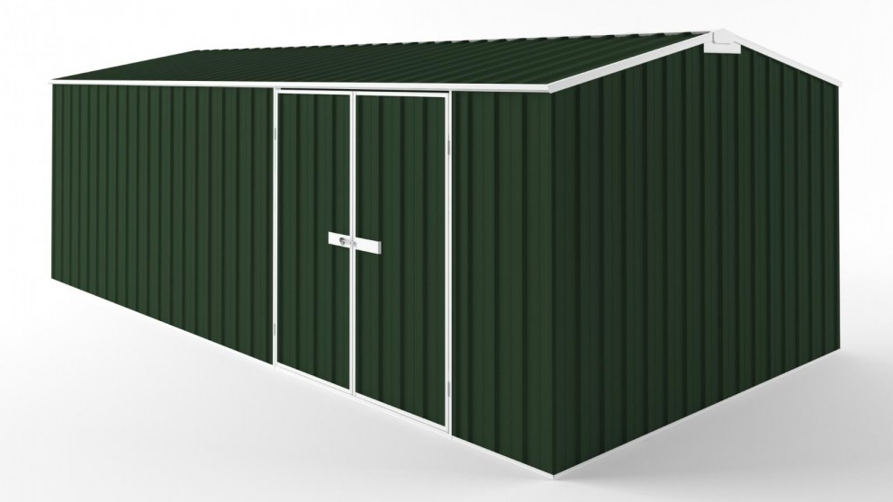 EasyShed D6030 Truss Roof Garden Shed - Caulfield Green