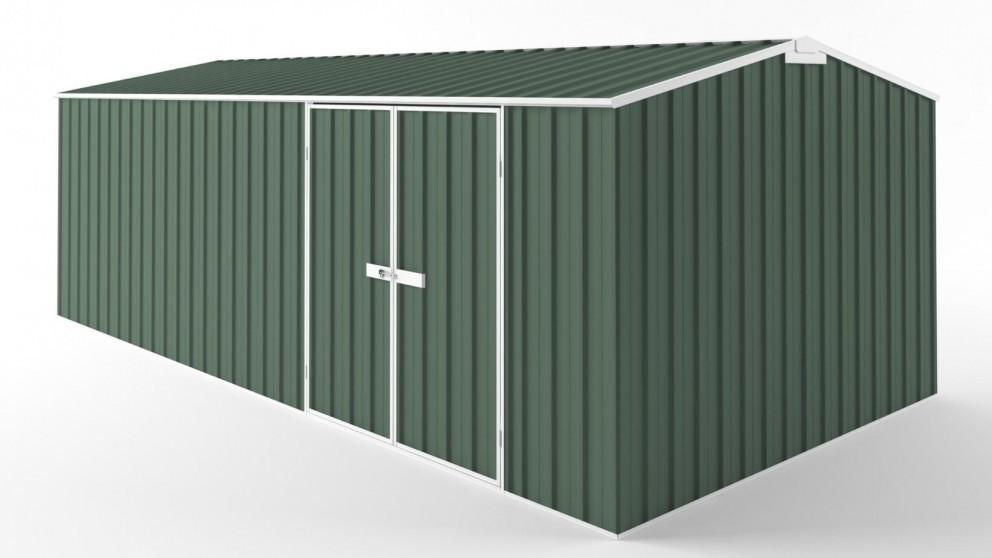 EasyShed D6030 Truss Roof Garden Shed - Rivergum