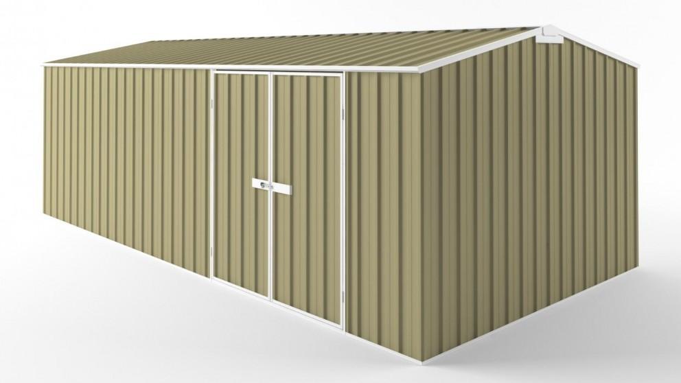 EasyShed D6030 Truss Roof Garden Shed - Sandalwood