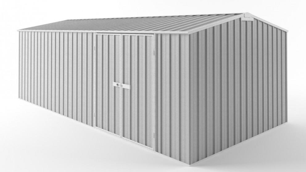 EasyShed D6030 Truss Roof Garden Shed - Zincalume
