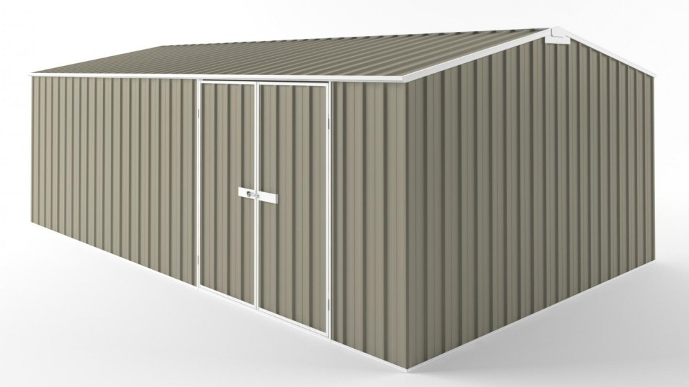 EasyShed D6038 Truss Roof Garden Shed - Stone
