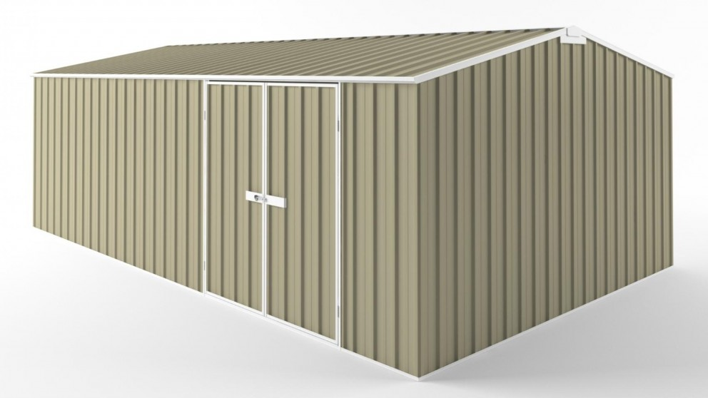 EasyShed D6038 Truss Roof Garden Shed - Wheat