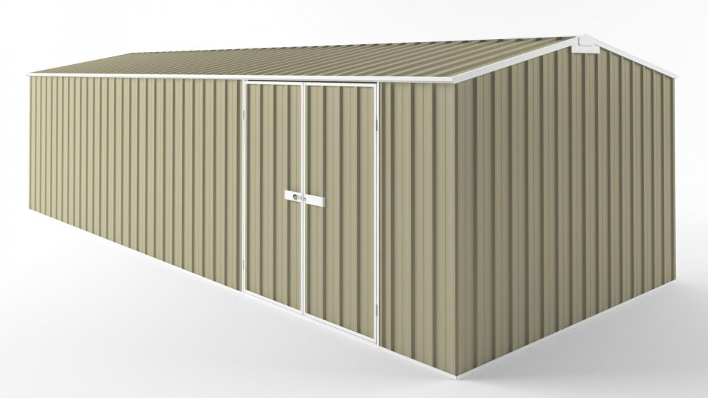 EasyShed D7530 Truss Roof Garden Shed - Wheat