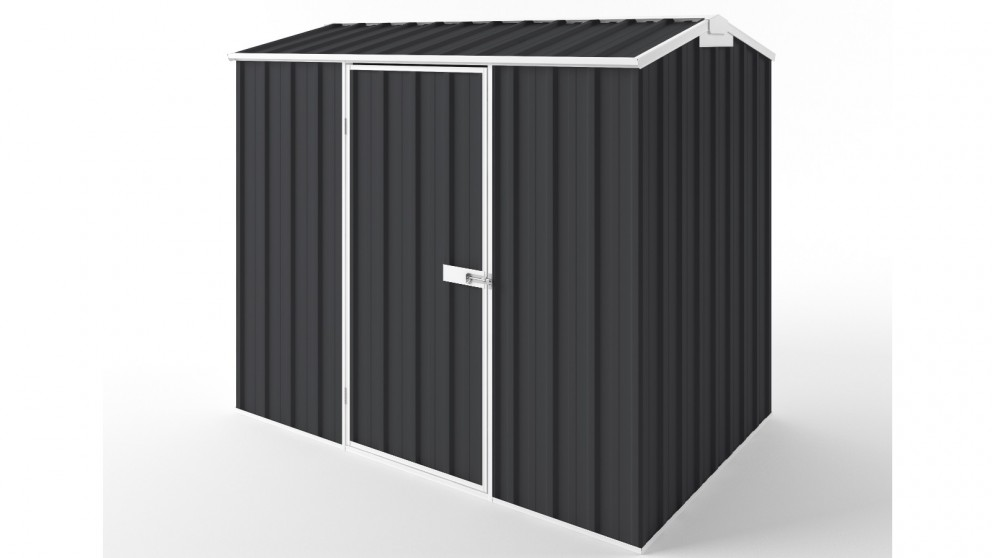 EasyShed S2315 Tall Gable Garden Shed - Iron Grey