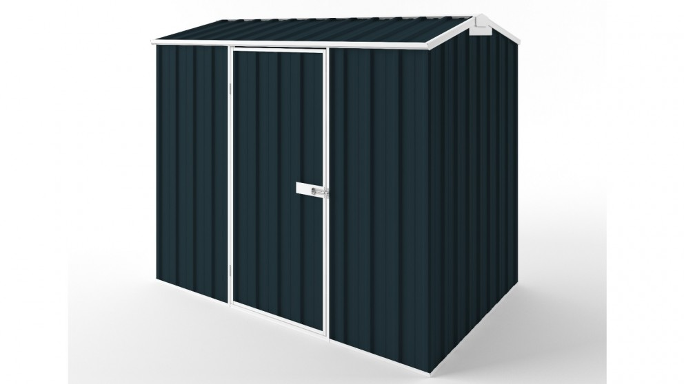 EasyShed S2315 Tall Gable Garden Shed - Mountain Blue