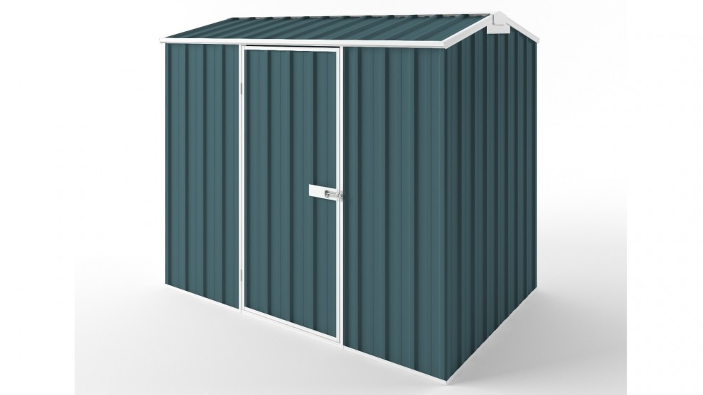 EasyShed S2315 Tall Gable Garden Shed - Torres Blue