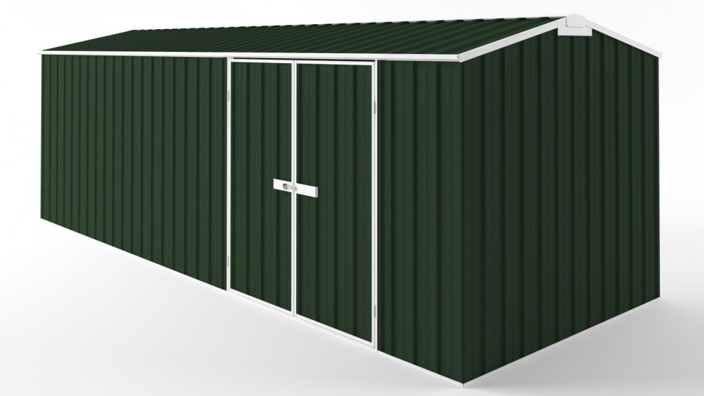 EasyShed D6023 Tall Truss Roof Garden Shed - Caulfield Green