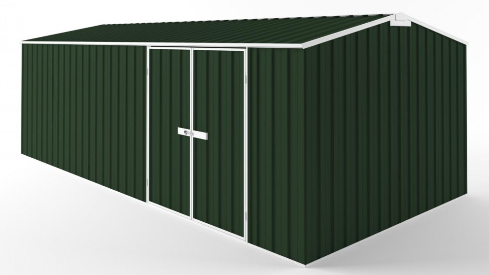 EasyShed D6030 Tall Truss Roof Garden Shed - Caulfield Green