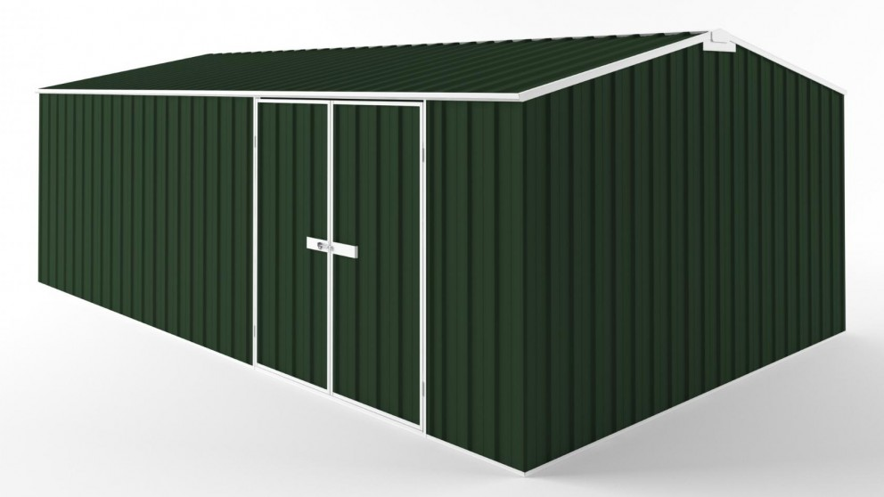 EasyShed D6038 Tall Truss Roof Garden Shed - Caulfield Green